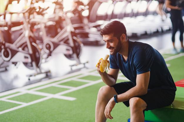 กินอาหารหลังออกกำลังกาย